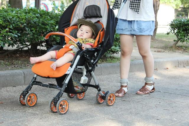 赤ちゃん 紫外線対策
