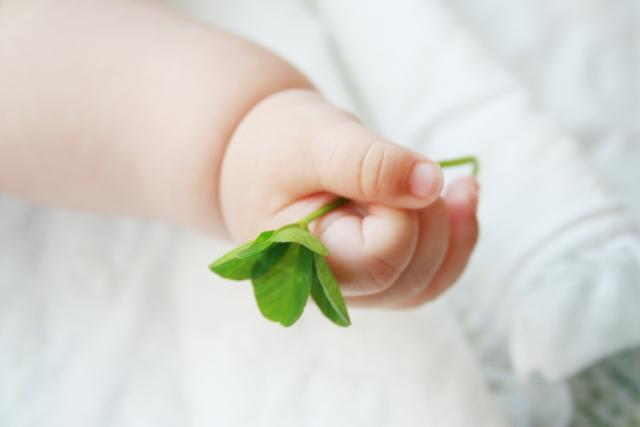 赤ちゃん 手作り