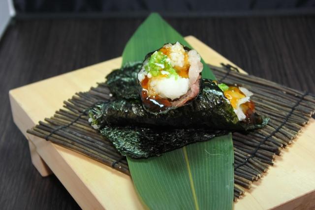 手巻き寿司 具