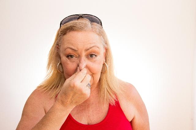 汗臭い 原因