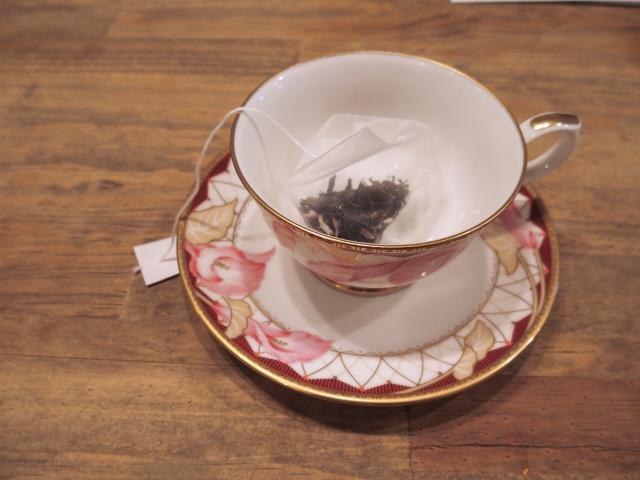 紅茶 ティーバッグ